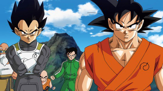 Dragon Ball Z: Resurrection F Review/ Best Theater Experience Ever!