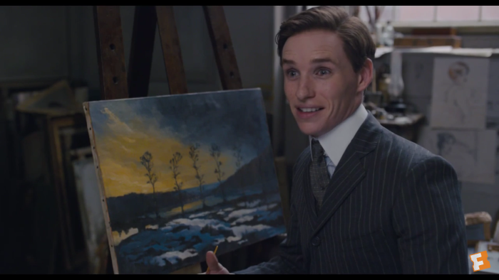 The Danish Girl (1st Trailer)